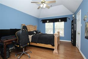 Another secondary bedroom.
