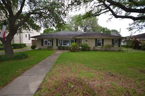 Houston Home at 3118 Blue Bonnet Boulevard Houston                           , TX                           , 77025-2004 For Sale