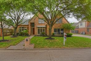 Houston Home at 1118 Fleetwood Place Drive Houston , TX , 77079-5054 For Sale