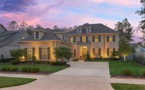 Houston Home at 2 Footbridge Way The Woodlands , TX , 77389-1583 For Sale