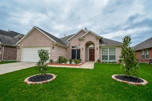 Houston Home at 17918 Oakridge Canyon Lane Richmond , TX , 77407-2537 For Sale