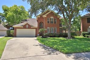 Houston Home at 14222 Scarborough Fair Street Houston , TX , 77077-1815 For Sale