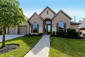 Houston Home at 207 Haven Brook Lane Richmond , TX , 77406-3494 For Sale