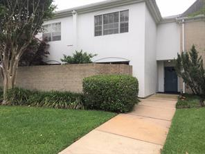 Houston Home at 2700 Bellefontaine Street A9 Houston , TX , 77025-1668 For Sale