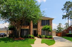 Houston Home at 13715 Grey Hollow Lane Cypress , TX , 77429-1879 For Sale