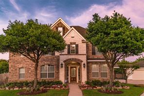 Houston Home at 15134 Aragon Green Drive Cypress , TX , 77433-2225 For Sale