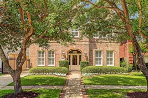 Houston Home at 3816 Marquette Street West University Place , TX , 77005-4310 For Sale