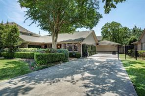 Houston Home at 6207 Inwood Drive Houston , TX , 77057-3507 For Sale