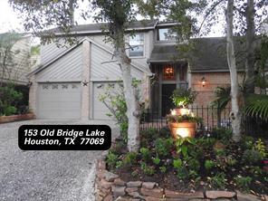 153 Old Bridge, Houston TX 77069