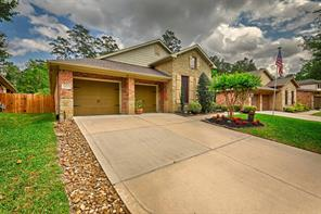 Houston Home at 2421 Village Green Circle Conroe , TX , 77304-3304 For Sale