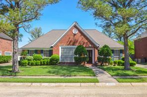 3926 Bratton Street, Sugar Land, TX 77479