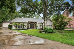 Houston Home at 8508 Cedarbrake Drive Houston , TX , 77055-4871 For Sale