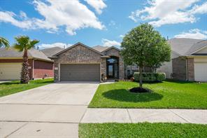 Houston Home at 7818 Meandering Oak Lane Cypress , TX , 77433-7644 For Sale