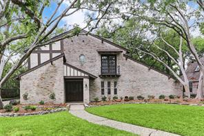 Houston Home at 10806 Candlewood Drive Houston , TX , 77042-1302 For Sale