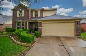 Houston Home at 1222 Lamplight Trail Drive Katy , TX , 77450-3652 For Sale