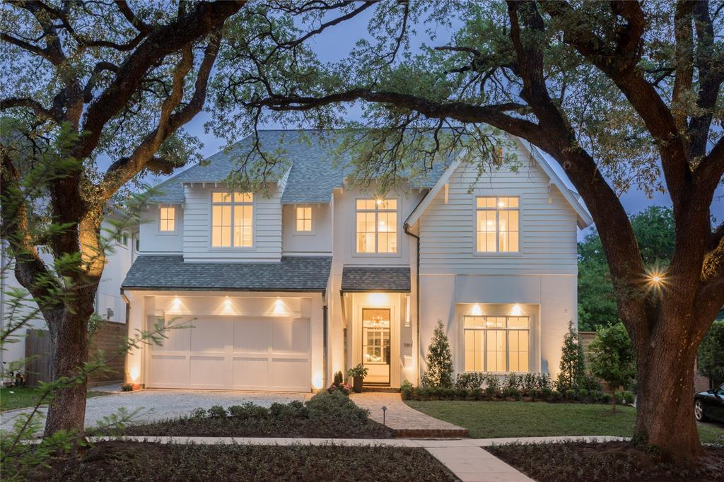 Mirador Builders' Jennifer Hamelet presents her only 2018 offering for the West U Area. Framed nicely by century-old live oaks, this Urban Farmhouse has a clean, modern feel inside. Just walking up the antique brick pathway to the steel & glass door, you'll realize this isn't your typical new construction.