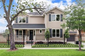 Houston Home at 605 Cortlandt Street Houston , TX , 77007-2635 For Sale