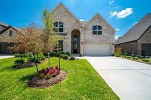 Houston Home at 5927 Grace Falls Drive Richmond , TX , 77407 For Sale