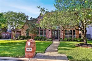 Houston Home at 13518 Cypress Pond Drive Cypress , TX , 77429 For Sale