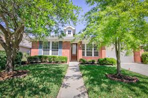 Houston Home at 6222 Sampras Ace Court Spring , TX , 77379-2586 For Sale