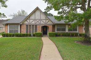 Houston Home at 15850 Seven Springs Drive Houston                           , TX                           , 77084-2938 For Sale