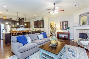 Houston Home at 20610 Elderwood Terrace Drive Richmond , TX , 77406-1972 For Sale