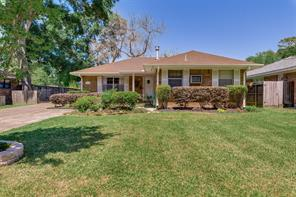 Houston Home at 2214 Latexo Drive Houston , TX , 77018-1717 For Sale