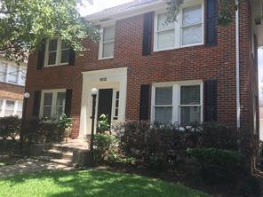 Houston Home at 1632 Bonnie Brae Street Houston , TX , 77006-5285 For Sale