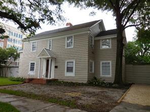 Houston Home at 4407 Mount Vernon Street Houston , TX , 77006-5813 For Sale