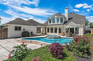 Houston Home at 5711 Brennan Ridge Lane Katy , TX , 77450-5631 For Sale