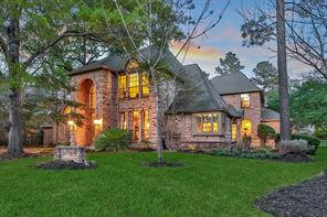 Houston Home at 40 Golden Shadow Circle Spring , TX , 77381-4148 For Sale