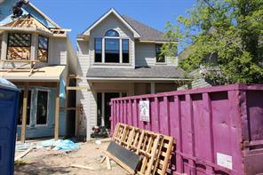 Houston Home at 841 A W 21st Street Houston , TX , 77008 For Sale