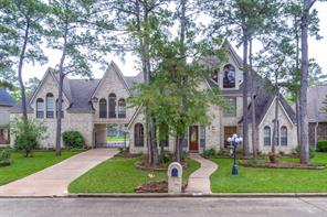 Houston Home at 7611 Hertfordshire Drive Spring , TX , 77379-4648 For Sale