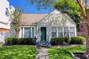 Houston Home at 4008 Marlowe Street West University Place , TX , 77005-1937 For Sale
