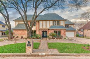 Houston Home at 1110 Daria Drive Houston , TX , 77079-5026 For Sale