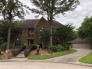 Houston Home at 3711 Timber Glade Court Kingwood , TX , 77345-1252 For Sale