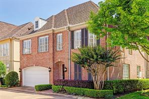 Houston Home at 3239 Pemberton Circle Drive Houston , TX , 77025-4321 For Sale