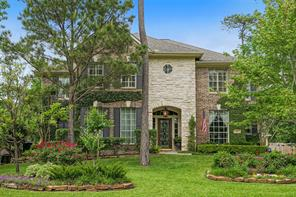 Houston Home at 15 Millwright Place Spring , TX , 77382-2674 For Sale