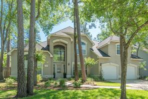 Houston Home at 30 Candle Pine Place Spring , TX , 77381-6434 For Sale