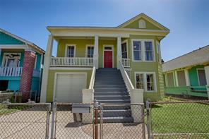 Houston Home at 3809 Avenue M Galveston , TX , 77550-3917 For Sale