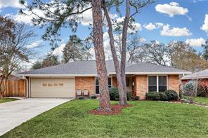 Houston Home at 5326 Briarbend Drive Houston , TX , 77096-6231 For Sale