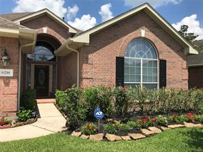 Houston Home at 6218 Whistling Pines Drive Spring , TX , 77389-4266 For Sale