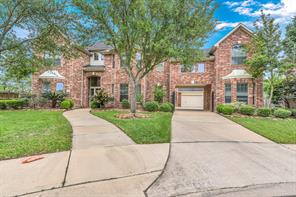 Houston Home at 3803 Trailstone Lane Katy , TX , 77494-2473 For Sale
