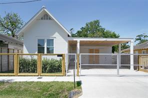 Houston Home at 2519 Churchill Street Houston , TX , 77009 For Sale