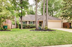 43 S Stony Bridge Circle, Spring, TX 77381