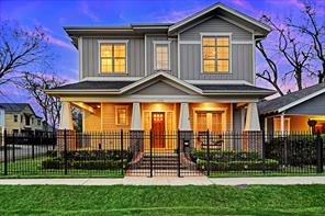 Houston Home at 605 E 27th Street Houston , TX , 77008-2207 For Sale