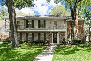 Houston Home at 13902 Pebblebrook Drive Houston , TX , 77079-5808 For Sale