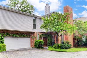 Houston Home at 1801 Potomac Drive B Houston , TX , 77057-2969 For Sale