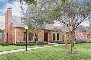 Houston Home at 2722 Glen Haven Boulevard Houston , TX , 77025-2119 For Sale