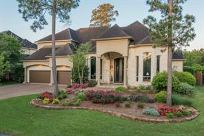 Houston Home at 23 Player Green The Woodlands , TX , 77382 For Sale